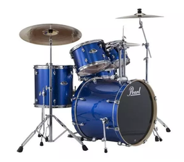 BATERÍA PEARL KIT EXX EXPORT 2016B/1007T/1208T/1414F + 1455S - ELECTRIC BLUE SPARKLE