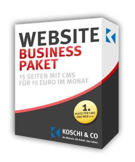 Das Business Paket