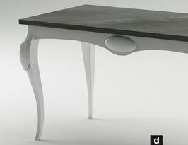 Tisch Ladenbau Vintage Linea Otto D