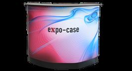 expo-case, inkl. Druck