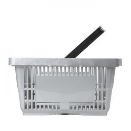 Einkaufskorb Standard: Kunststoff, Einzelgriff