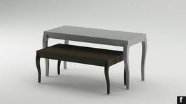 Tische Ladenbau Linea Zero F