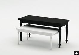 Tisch Ladenbau Linea Zero Country E