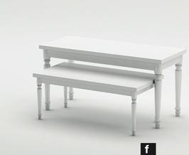 Tisch Ladenbau Linea Zero Country F