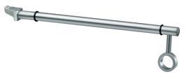 Glashalter mit Ringeinsatz für K-Abhänger L31