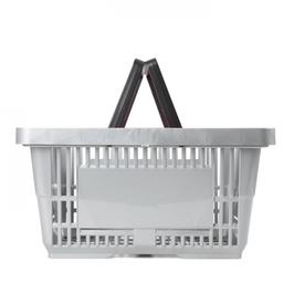 Einkaufskorb Standard: Kunststoff, Doppelgriff
