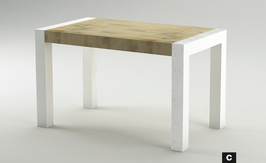 Tisch Ladeneinrichtung Linea Quattro C
