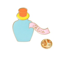 Romantic Tea Potion Brooch