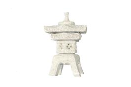 Lanterne Maru Yukimi en granite 40 cm