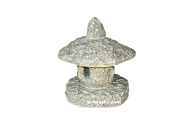 Lanterne Top en granite 40 cm