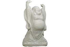 Bouddha joyeux 180 cm