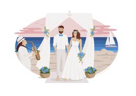 HOCHZEITSKONZEPT | BEACH LOVE