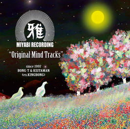 MIYABI RECORDING   CD   -Original Mind Tracks