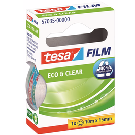 Tesafilm Eco & Clear