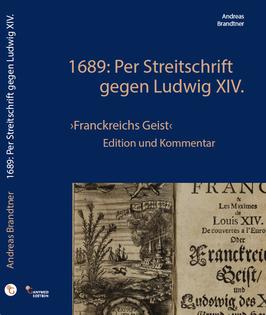 """1689: Per Streitschrift gegen Ludwig XIV."""