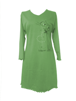 NewLook dames nachthemd poes MINT
