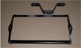 vg.Nr. 1085400123 Halter Batterie Rahmen Befestigung mit Halter Scheibenwaschanlage  Mercedes W108 W109 W110 W111