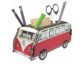 Portalapices VW Roja