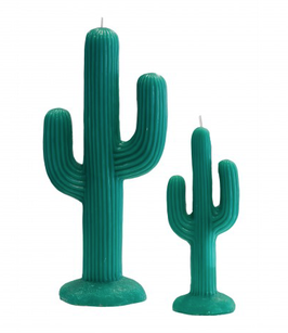 Vela Cactus Pequeña