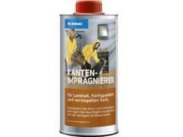 Kantenimprägnierung für versiegeltes  Fertigparkett und Kork , Laminat  0.25 l