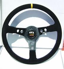 VOLANTE GTZ RACING MODELO CORSE 3 (B/N)