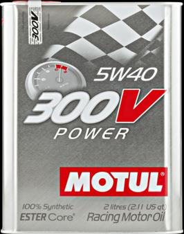 MOTUL 300V 5W40  (FORMATO 2 LITROS)