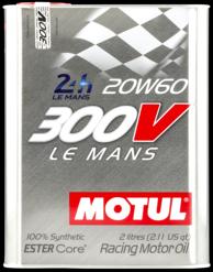 MOTUL 300V 20W60  (FORMATO 2 LITROS)