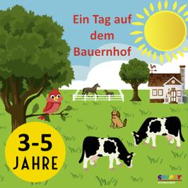 Bauernhof-Schatzsuche (3-5 Jahre)