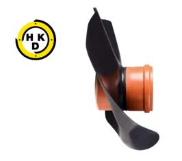 HKD KG-Einsteckflansch