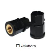 M6 ITL-Muttern