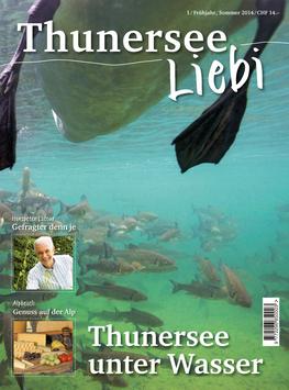 Thunersee Liebi Nr. 1, 2014