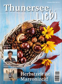 Thunersee Liebi Nr. 3, Herbst 2018