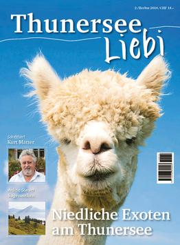 Thunersee Liebi Nr. 2, 2014