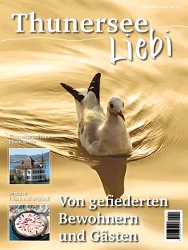 Thunersee Liebi Nr. 1, Frühjahr 2016