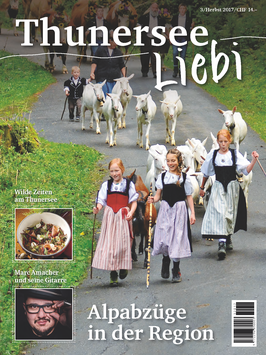 Thunersee Liebi Nr. 3, Herbst 2017