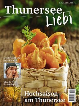 Thunersee Liebi Nr. 3, Herbst 2016