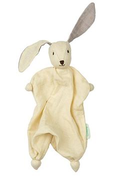 doudou Tino le lapin bio tetra crème, Hoppa