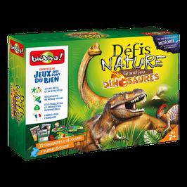 Défis Nature Grand jeu Dinosaures, Bioviva
