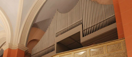 Spende für die Sanierung der Orgel