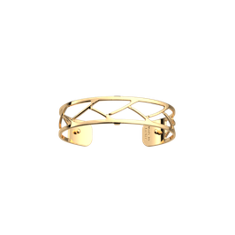Les Georgettes | Armreif | Tresse | Gold | 70325700100000