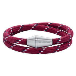 Paul Hewitt | Conic Wrap | Silber | Rot Schwarz Weiß