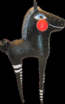 Pferd Pappmache