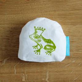 Frosch – Mini-Vorlesekissen