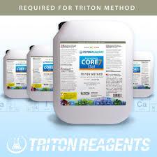 SET Core7 Reef Supplements 5000ml nach der Triton Methode