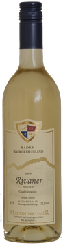 2015 Rivaner (Müller-Thurgau) - Markgräfler Land - QbA, trocken