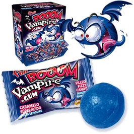 Fini Booom Vampire Bubble Gum