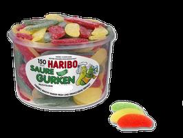 Haribo saure Gurken Dose à 150 Stück