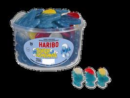 Haribo Super Schlümpfe Dose à 30 Stück