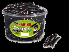 Haribo Konfekt Stangen Dose à 150 Stück