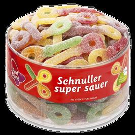 Red Band Schnuller sauer Dose à 100 Stück